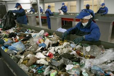 Переработка мусора в Австралии